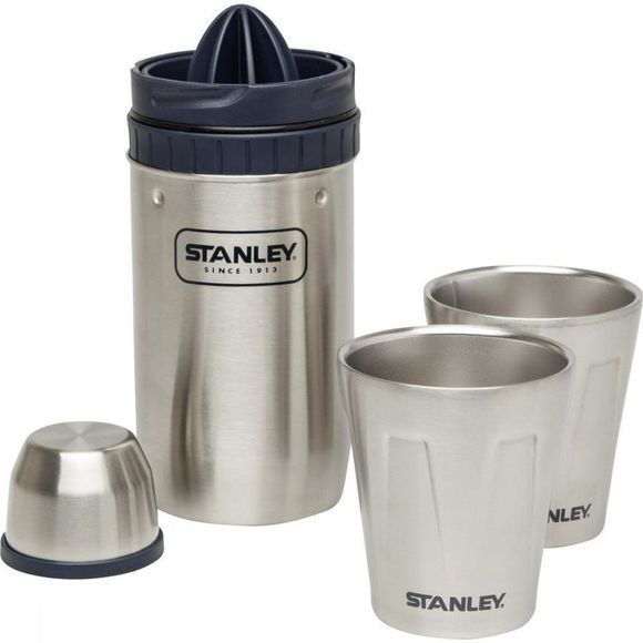 Stanley Miscellaneous Happy Hour System 2x silver