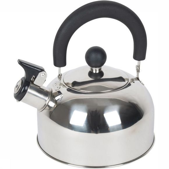 Bo-Camp Pot Fluitketel Trend 1 Wegklapbare Greep 1,2 Liter Pas de couleur