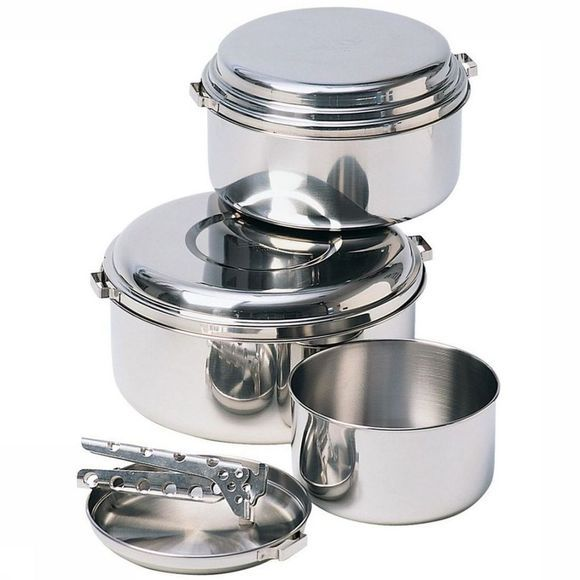 MSR Pot Alpine 4 Set Argent