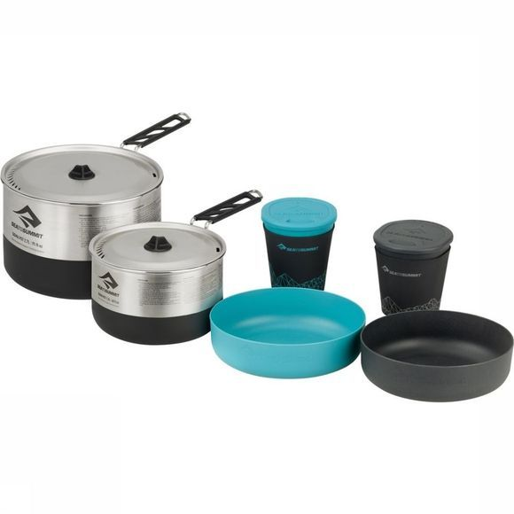 Sea To Summit Pot Sts Sigma Cookset 2.2 Assortiment