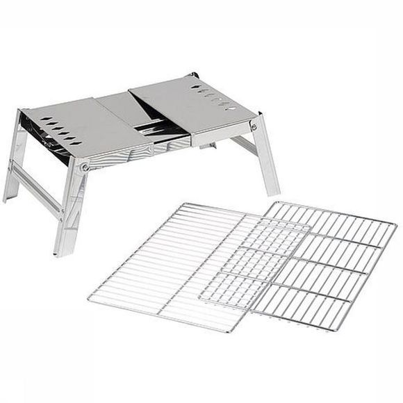 Stove Bbq Compact Deluxe Rvs