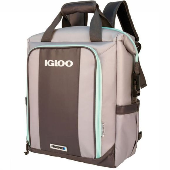 Igloo Cool Bag Marine Switch Backpack light grey/light green