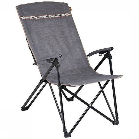 Bo-Camp Chaise Dalston Gris Clair