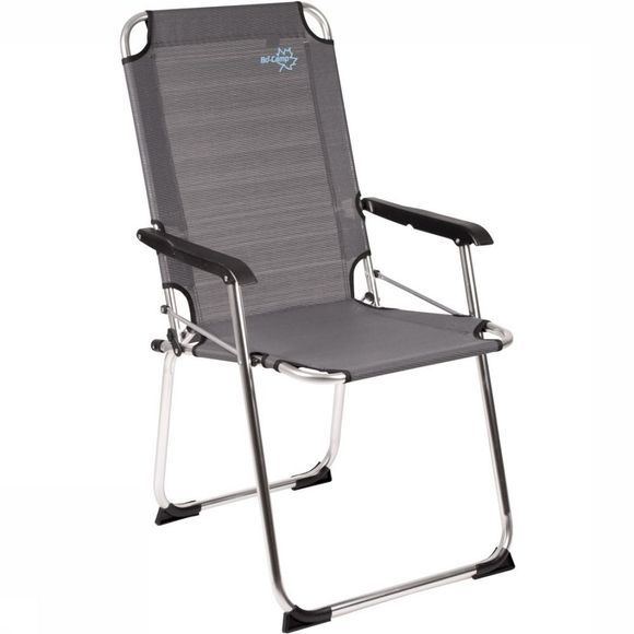 Bo-Camp Chair Copa Rio Comfort Deluxe Xxl mid grey