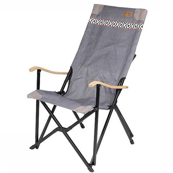 Bo-Camp Chaise Camden Gris Clair