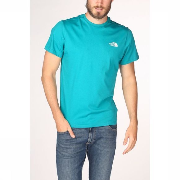 The North Face T-Shirt Nse Simple Dome Groen