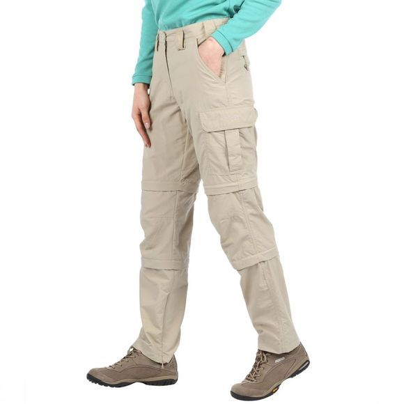 Ayacucho Trousers Naryn II Double Zip-Off sand
