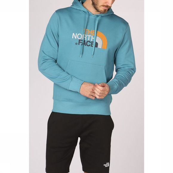 The North Face Pull Drew Peak Middenblauw
