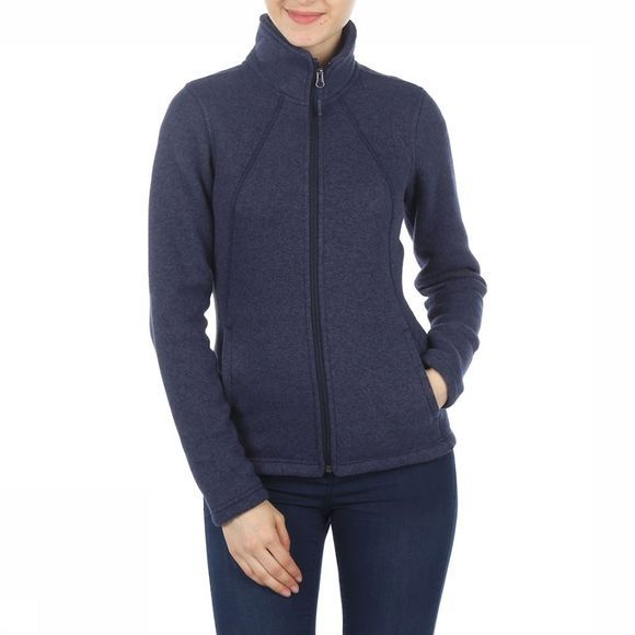 The North Face Fleece Crescent Donkerblauw