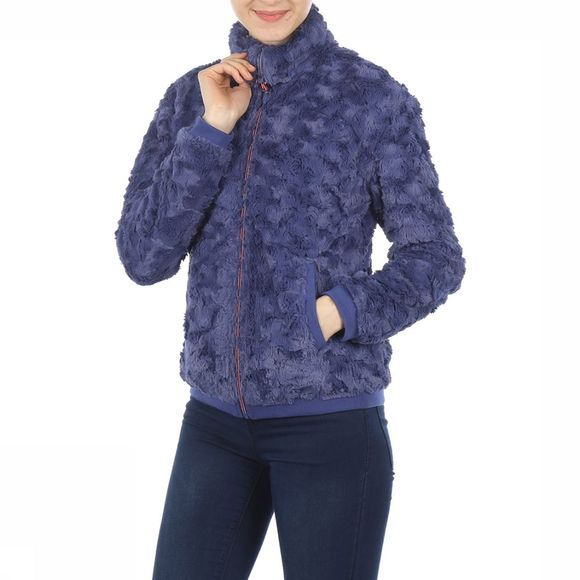 Ayacucho Fleece English Rose mid blue