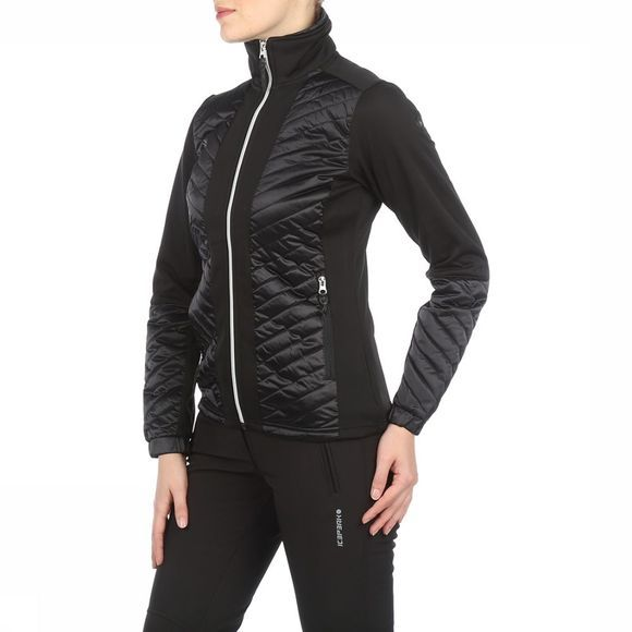 Icepeak Softshell Colleen black