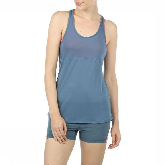 Roxy Top Dalena Middenblauw