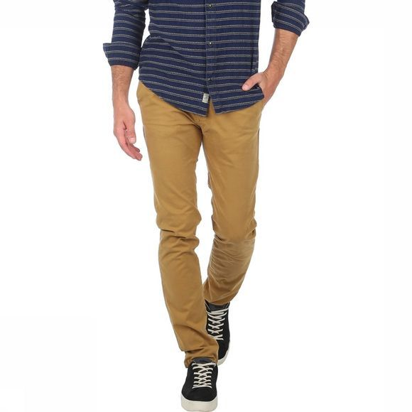 Scotch & Soda Broek Stuart Kameelbruin