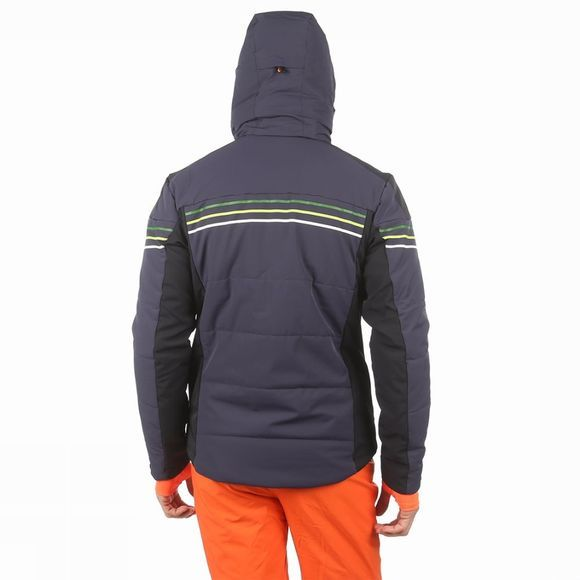 Coat 4-Way Stretch Zip Hood