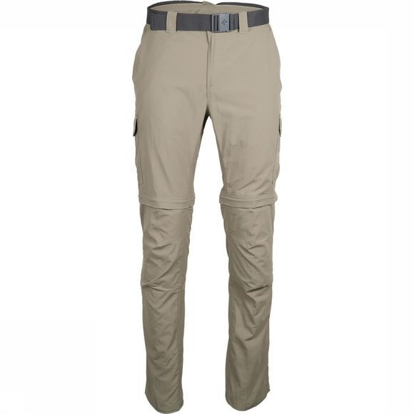 "Columbia Pantalon Silver Ridge Convertible 34"" Taupe"
