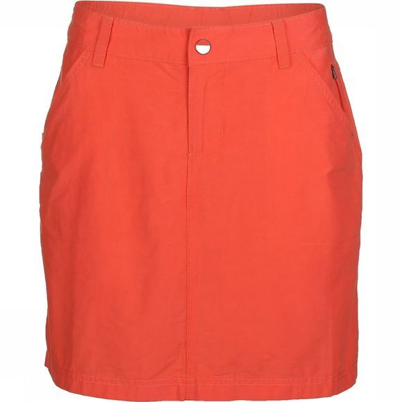 Columbia Skort Arch Cape III Rouge Clair