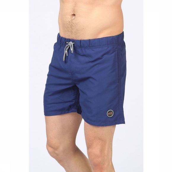 Shiwi Zwemshort Solid Mike Middenblauw