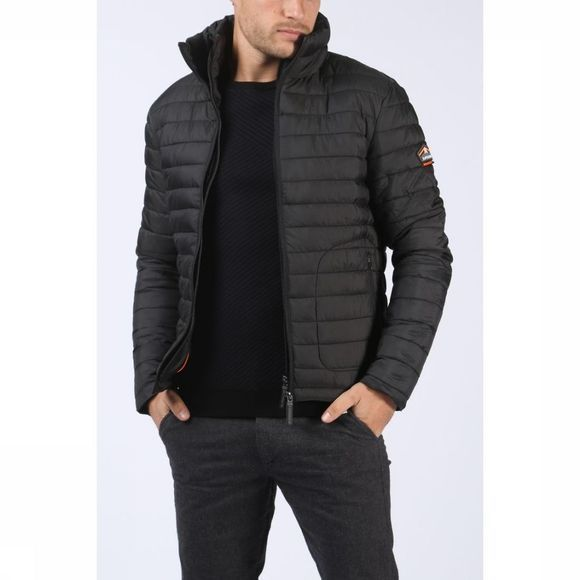 Manteau Double Zip Fuji