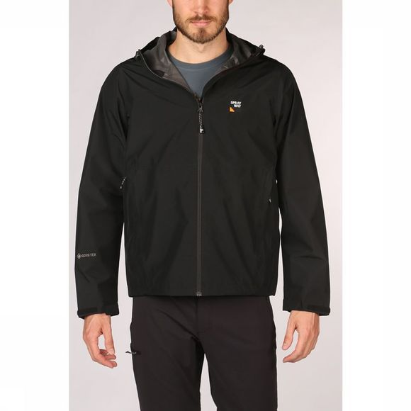 Sprayway Jas Rask Gore-Tex Zwart