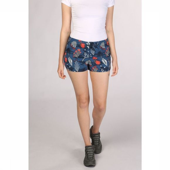 The North Face Shorts Class V Mini blue/Assortment Flower