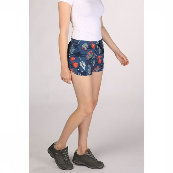 The North Face Short Class V Mini Blauw/Assortiment Bloem