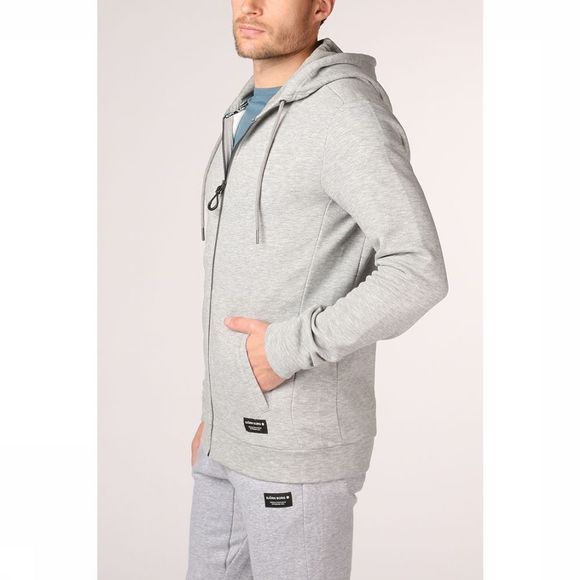 Bjorn Borg Pullover BB Centre Hoodie light grey