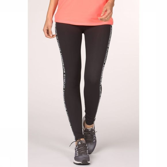 Superdry Legging Core Branded Legging Zwart