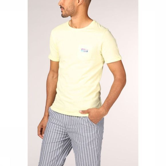 Scotch & Soda T-Shirt 149046 Middengeel