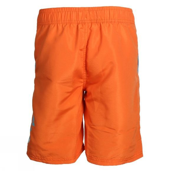Knot so bad Zwemshort Shark Oranje