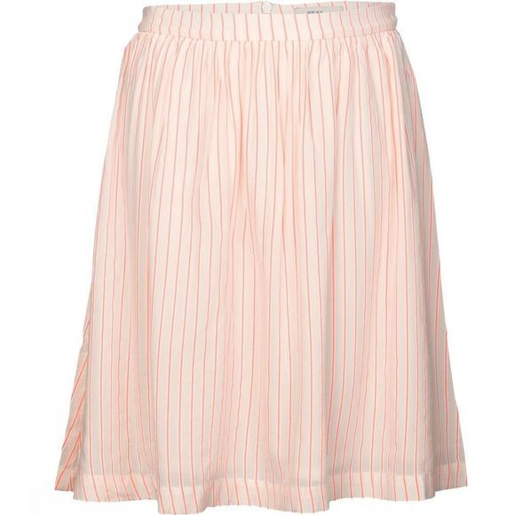 Brian + Nephew Skirt Luci off white/mid red