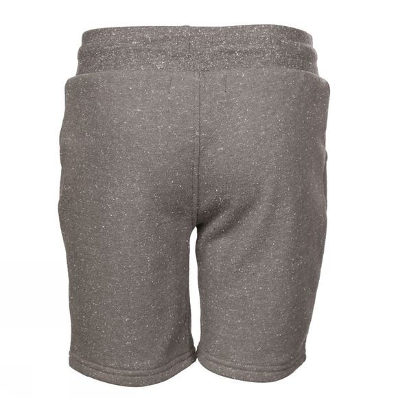 United By Blue Kids Short Boys Leap Lichtgrijs Mengeling