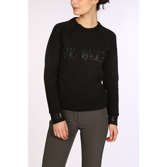 Goldbergh Sweat Oh Deer Noir