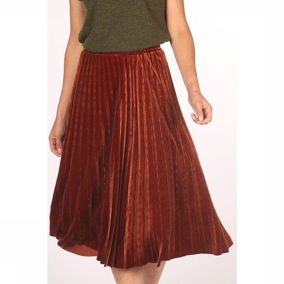 B.Young Skirt suberta copper