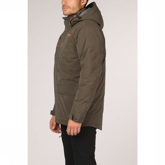 Ayacucho Coat Highland Winter II Parka dark grey