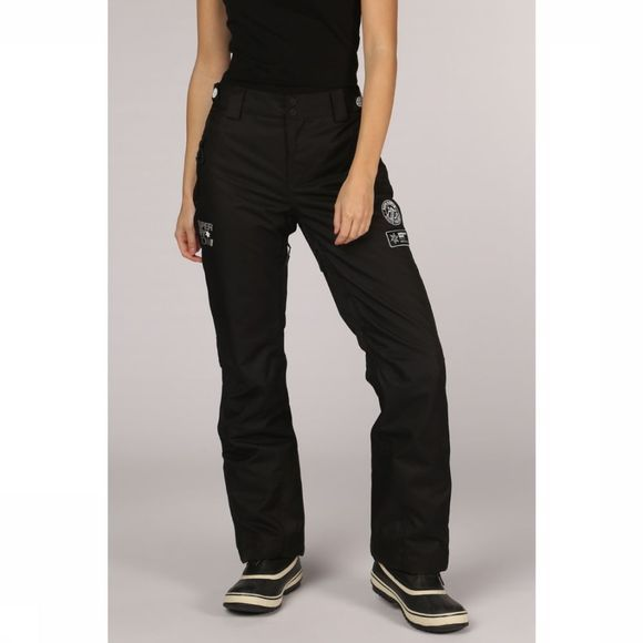 Superdry Pantalon De Ski Sd Ski Run Pant Noir