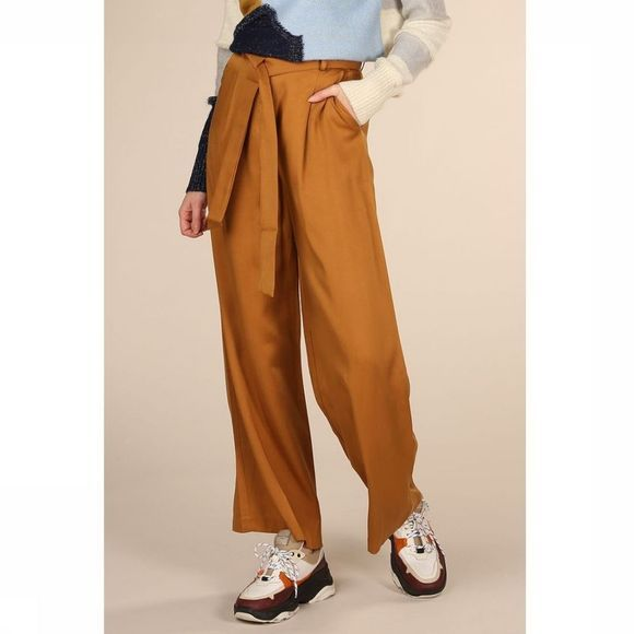 FRNCH Trousers Perline camel