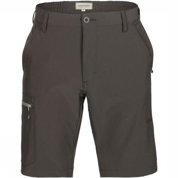 Ayacucho Short Equator II Am Stretch M Gris Foncé