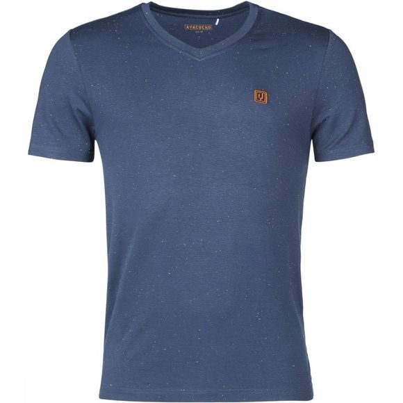 Ayacucho T-Shirt Vic V-Neck Am marine