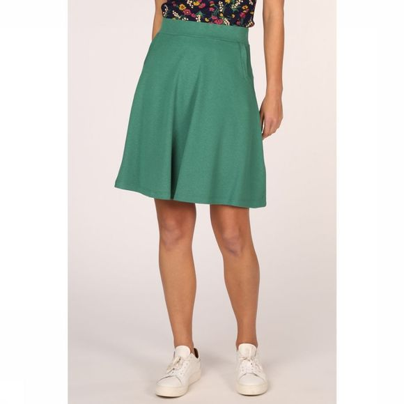 King Louie Skirt Sofia Milano Crepe light green