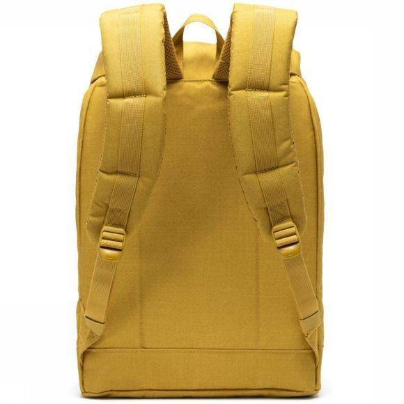 Herschel Supply Sac à Dos Retreat Jaune Foncé