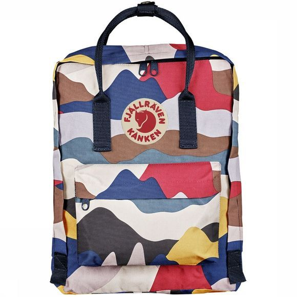 Fjällräven Daypack Kanken Art Assortment/Exceptions