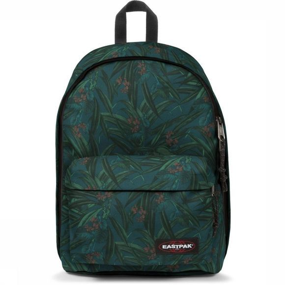 Eastpak Sac à Dos Out Of Office Vert Foncé/Assortiment Fleur