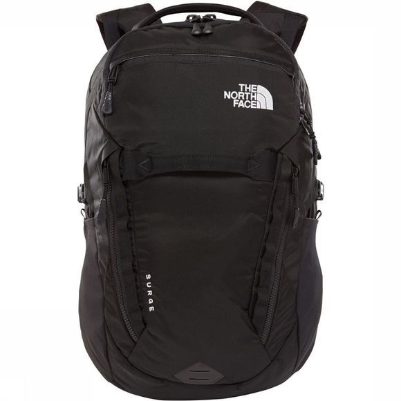 The North Face Daypack Surge 31L black