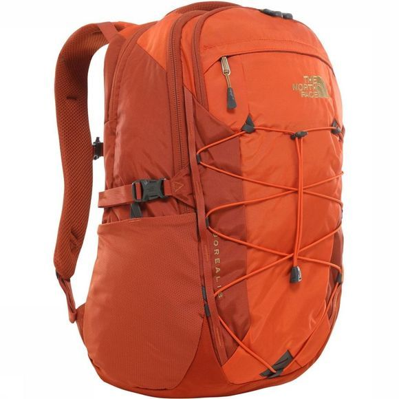 The North Face Sac à Dos Borealis 28L Orange/Rouge Moyen