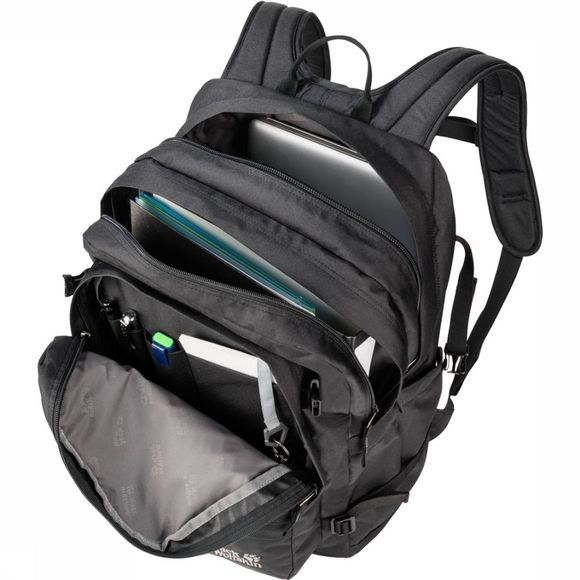 Jack Wolfskin Daypack Trooper black