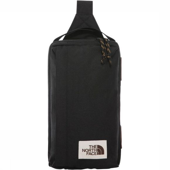 The North Face Dagrugzak Field Bag Zwart