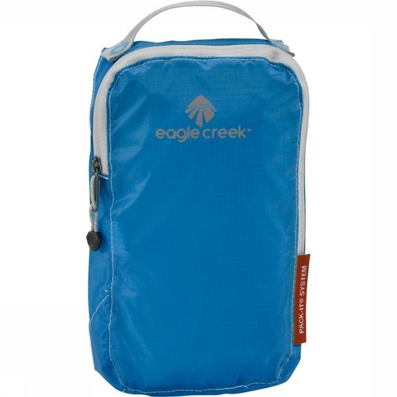 Eagle Creek Opbergsysteem  Pack-It Spter Quarter Cube Middenblauw