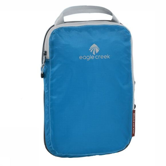 Eagle Creek Opbergsysteem Pack-It Specter Compression Half Cube Middenblauw