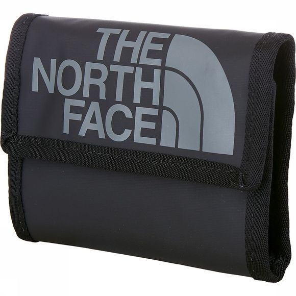 The North Face Portefeuille Base Camp Wallet Zwart