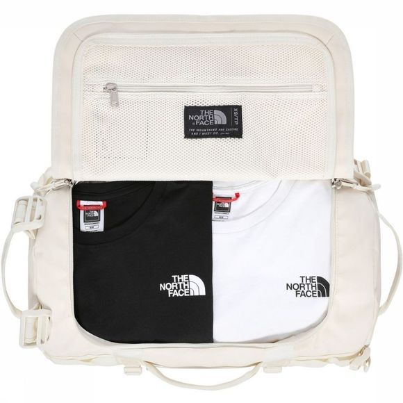 The North Face Travel Bag Base Camp Duffel XS/31L off white